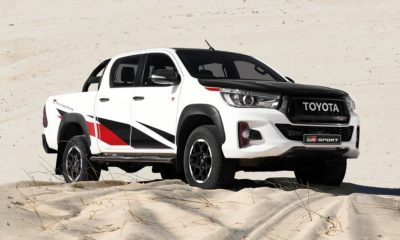 Toyota Hilux GR-Sport