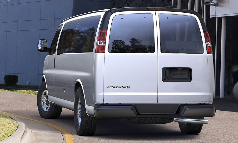 Chevrolet Express Passenger Van