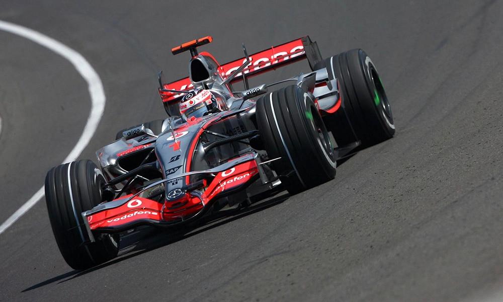Alonso Fernando McLaren 2007 Twitter