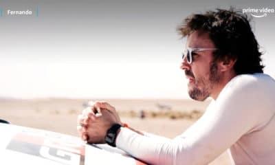 Alonso dokument Fernando 2020 Amazon Prime