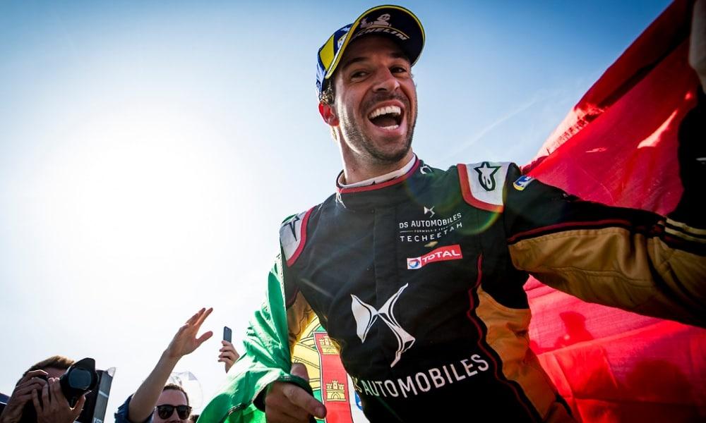 Antonio Felix Da Costa 2020 ePrix Marrakeszu DS Techeetah