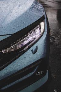 Civic 5D Hatchback przód 1