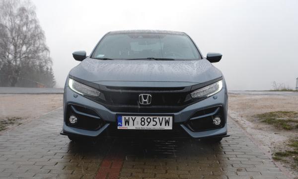 Civic Honda 5D profil