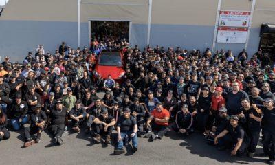 milionowa Tesla - Model Y