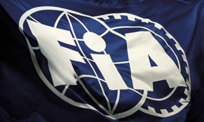 FIA motorsport flaga