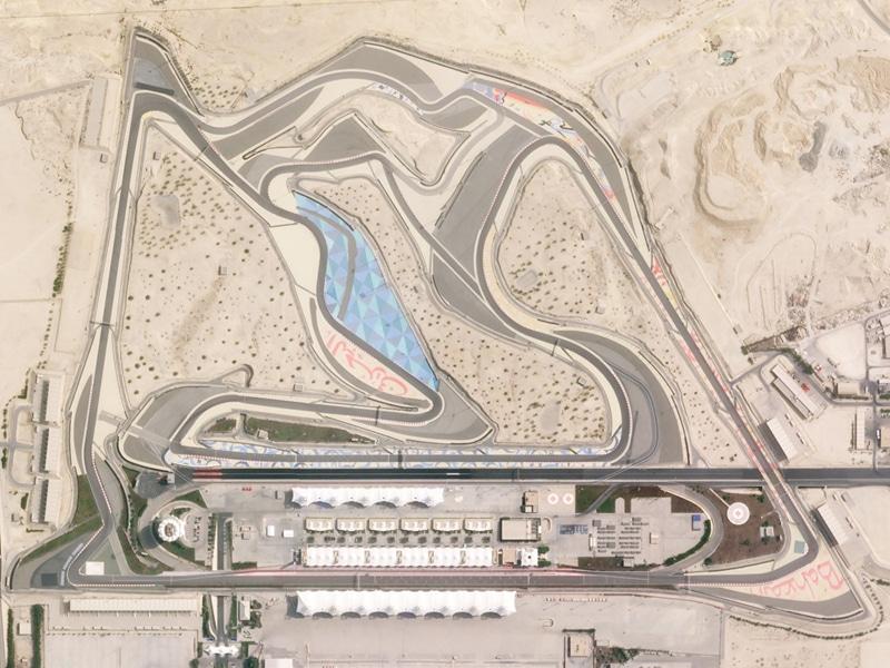 GP Bahrajnu pętla IRG