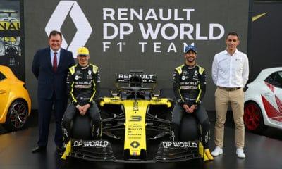 Renault przyszłość F1 po 2020