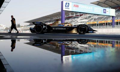 Przerwany sezon ABB FIA Formula E