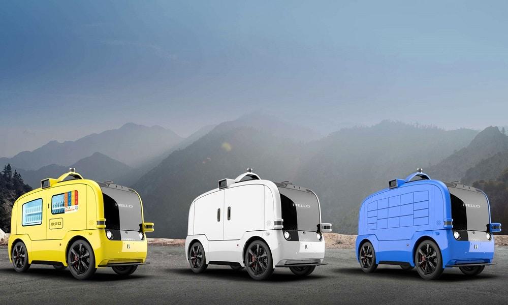 Neolix (producent pojazdów autonomicznych