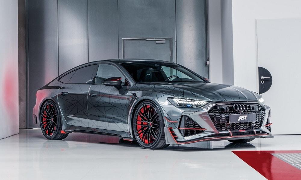 Audi RS7-R ABT