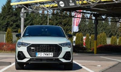 Audi Q3 Sportback 2020 przód
