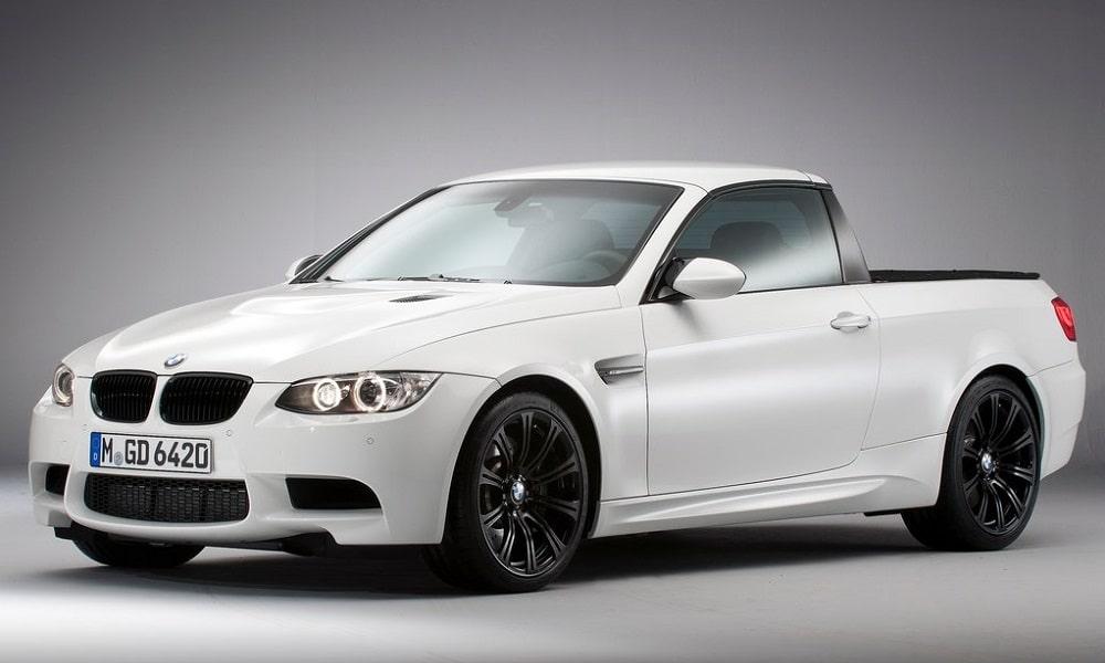 BMW M3 Pickup Concept