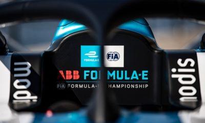 ABB Formula E 2020 komuniakty