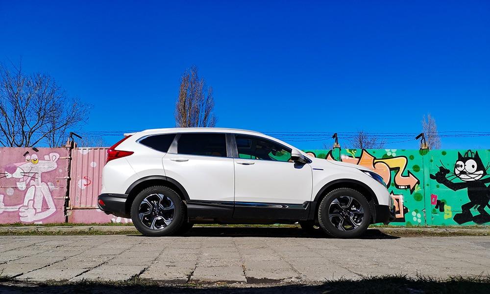 Honda CR-V Hybrid 2020 bok