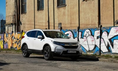 Honda CR-V Hybrid główne test 2020