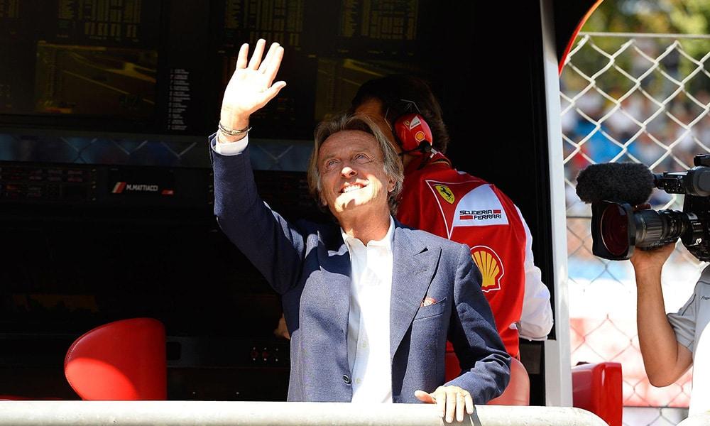 Luca di Montezemolo Ferrari