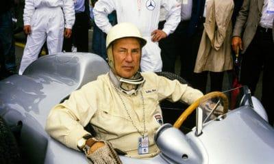 Sir Stirling Moss Daimler Benz AG Mercedes Twitter