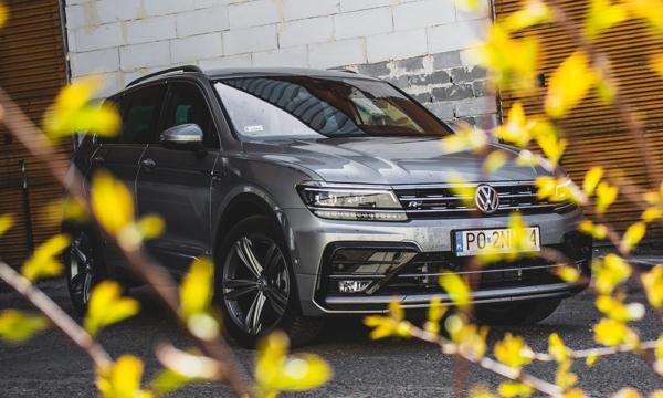 Volkswagen Tiguan R-Line 2020