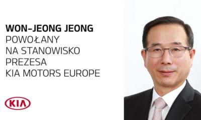 Won-Jeong Jeong Kia Motors Europe prezes