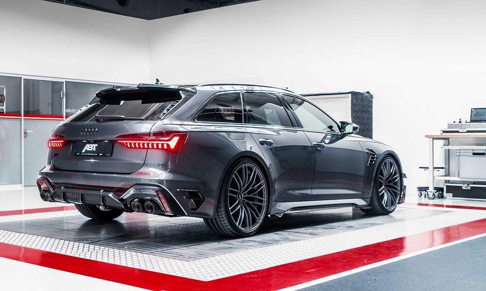 Audi RS6-R ABT