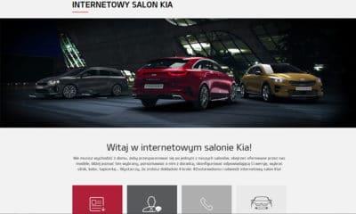 internetowy salon samochodowy KIa 2020