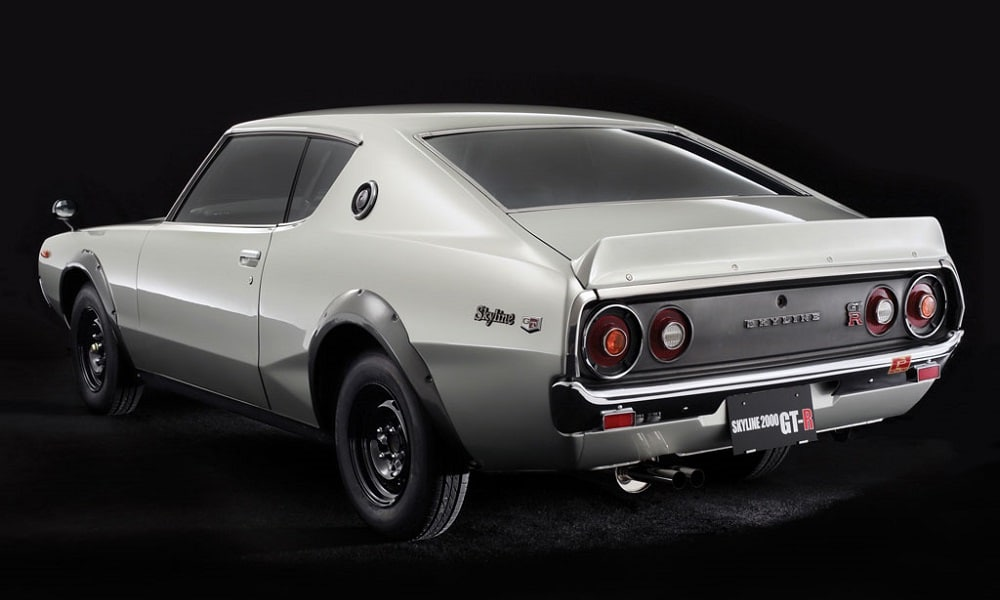 Kenmeri Skyline GT-R historia