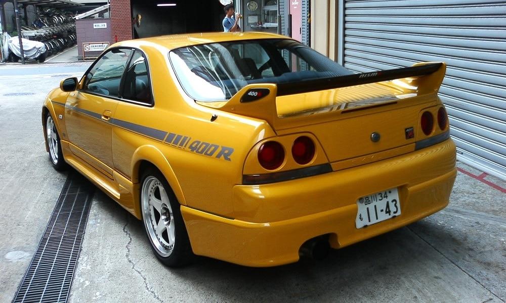 400R R33 GT-R