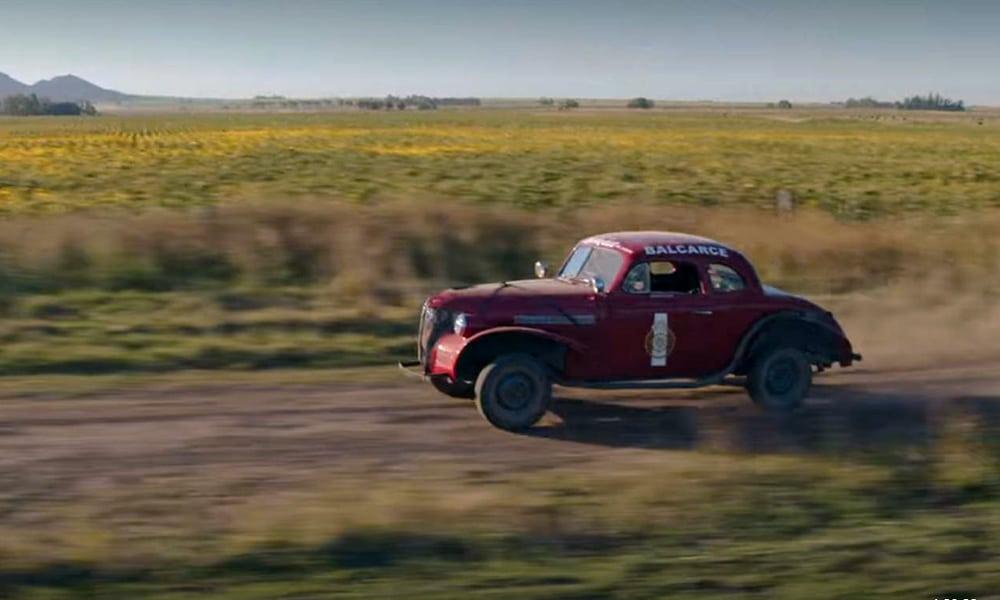 początki Fangio w Argentynie