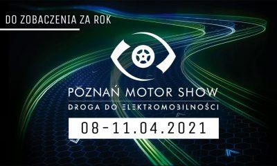 poznań motor show 2020