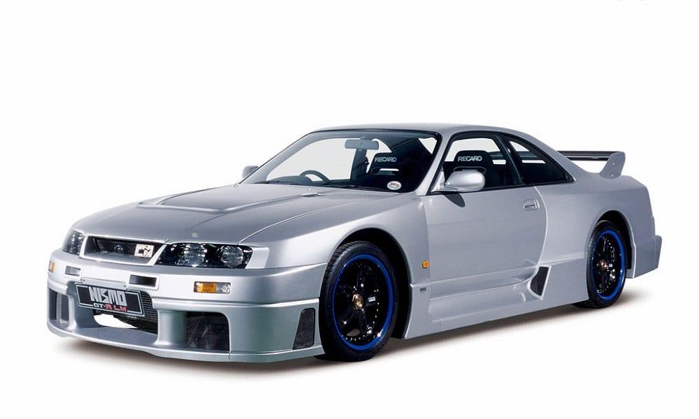 Le Mans GT-R Skyline