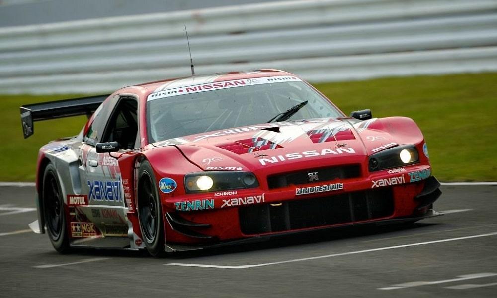 JGTC GT-R Nismo