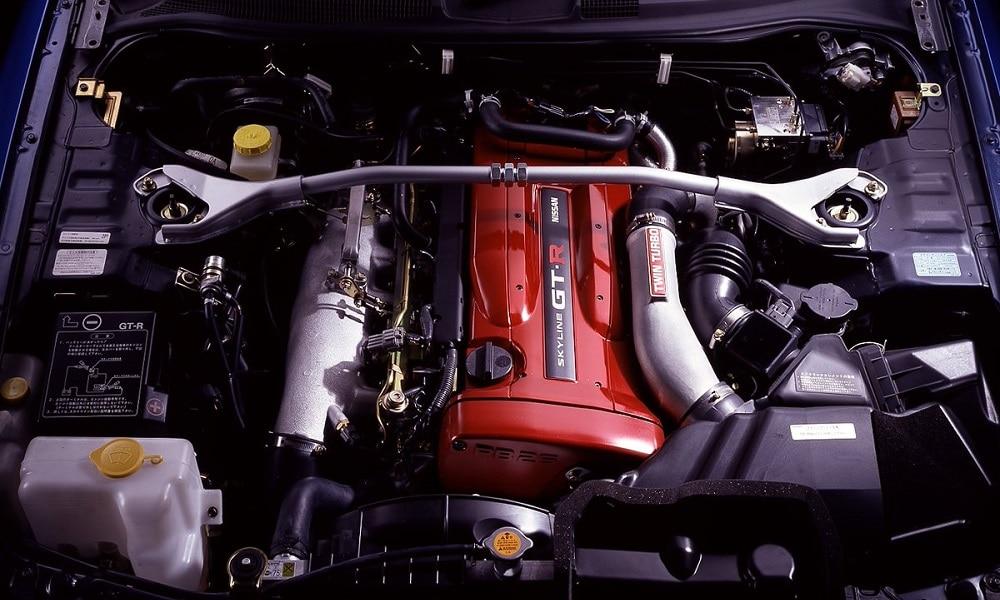 silnik RB26DETT