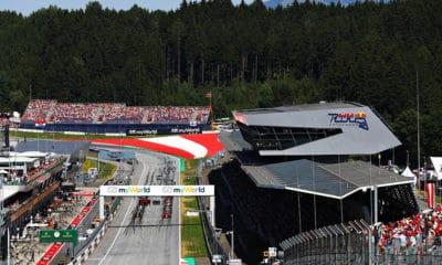 sezon f1 2020 zacznie się w Austrii lub nie