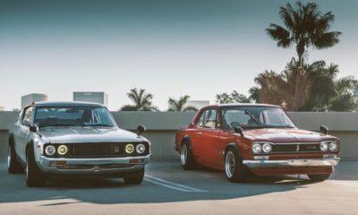 GT-R Skyline Nissan historia