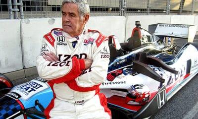 Al Unser Senior legenda IndyCar
