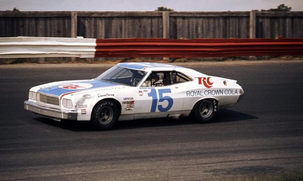 Buddy Baker 1974 Nascar