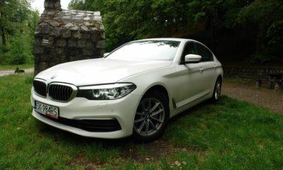 BMW serii 5 518d Limousine