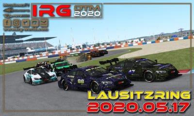 IRG DTM 2020 Lausitzring zapowiedź