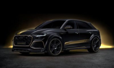 Audi RS Q8 by Manhart
