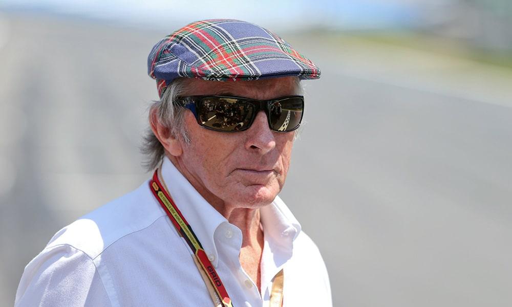 Sir Jackie Stewart Red Bull
