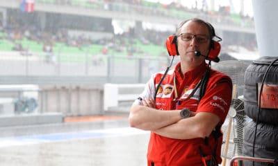 Stefano Domenicali był szef Scuderia Ferrari