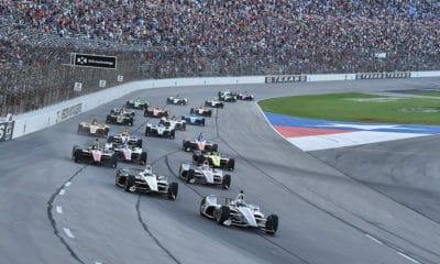 Texas Motor Speedway 2019 IndyCar wyścig