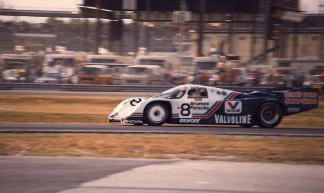 Porsche 962 Daytona 24h 1985 rok