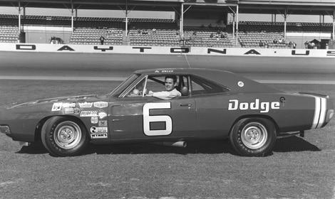 Dodge, wystartował w Daytonie 500 w 1968 roku