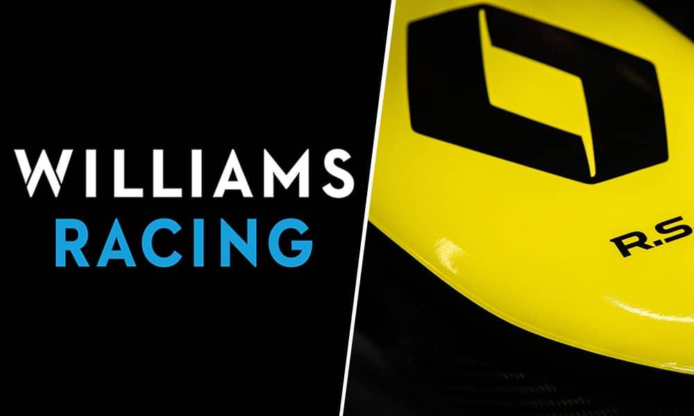 Williams na sprzedaż Renault zostaje na 2021