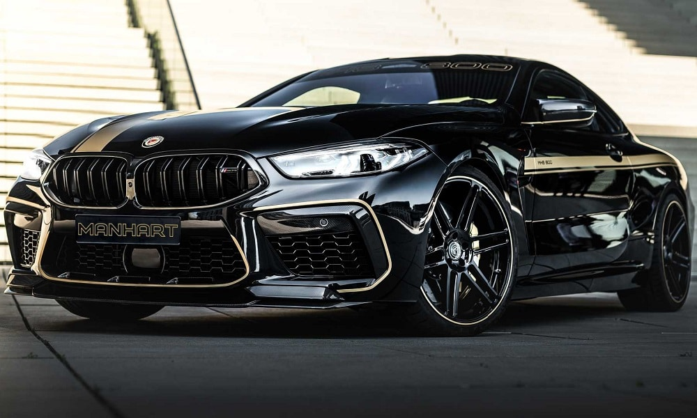 BMW M8 Competition MH8 800