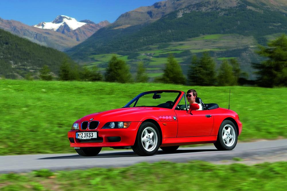 BMW Z3 Roadster (kabriolety do 20 tysięcy)