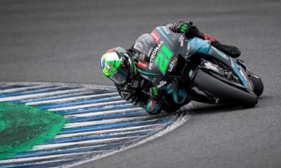 Franco Morbidelli Petronas Yamaha SRT