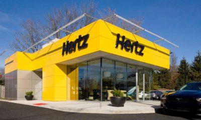 hertz wypożyczalnia samochodów