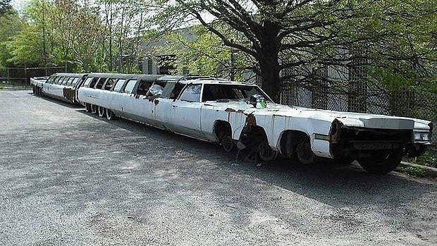 najdłuższy samochód świata